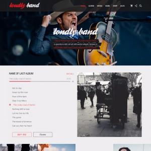 Сайт Музыкальной Группы