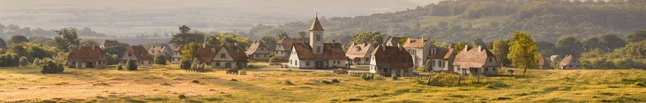 Czech village
