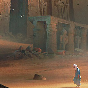 Egyptian trail