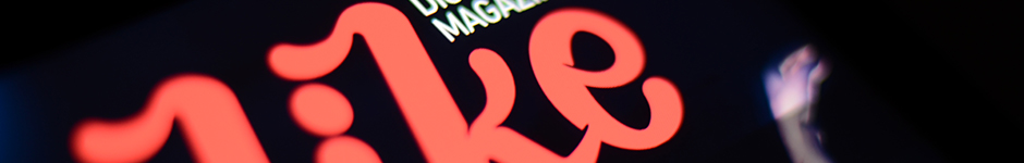Like – логотип для журнала.