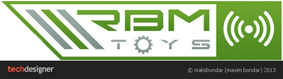 Логотип радиоигрушек