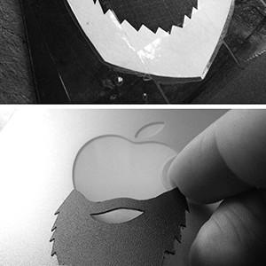 Тюнинг Macbook. +10 к креативу.