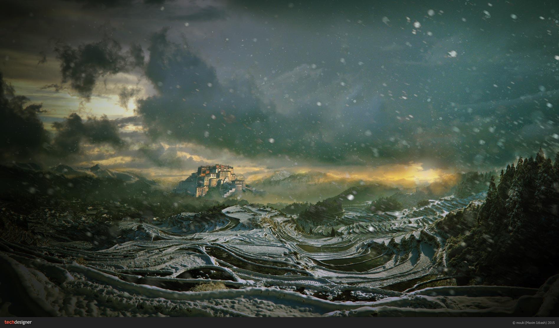 Конкурс - Волшебная Зима