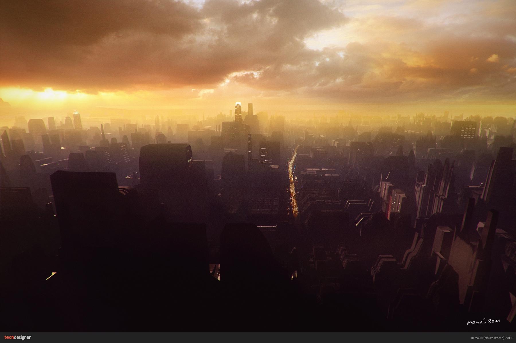 Futured City