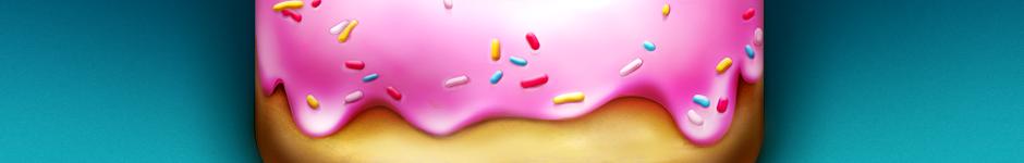 Иконка пончика