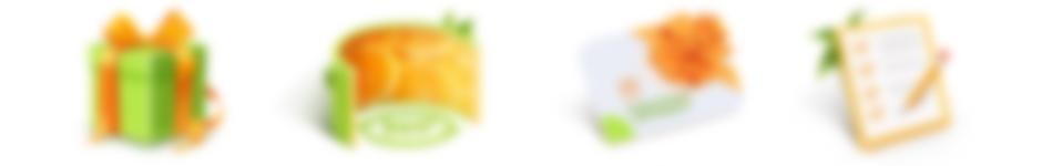 Набор иконок для OrangeS