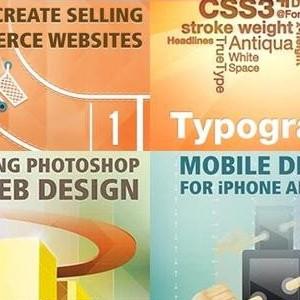 Серия книг от Smashmagazine для веб-дизайнера