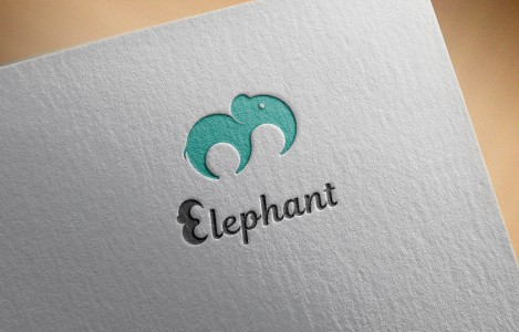 Логотип Elephant