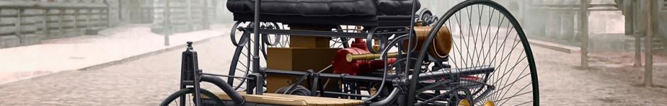 Benz Patent-Motorwagen ( box art for ICM )