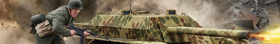 Panzerkleinzerstörer Rutscher ( box art for