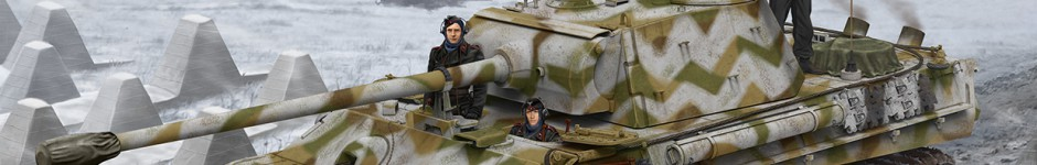 Panther Ausf G ( box art for Rye Field Model )