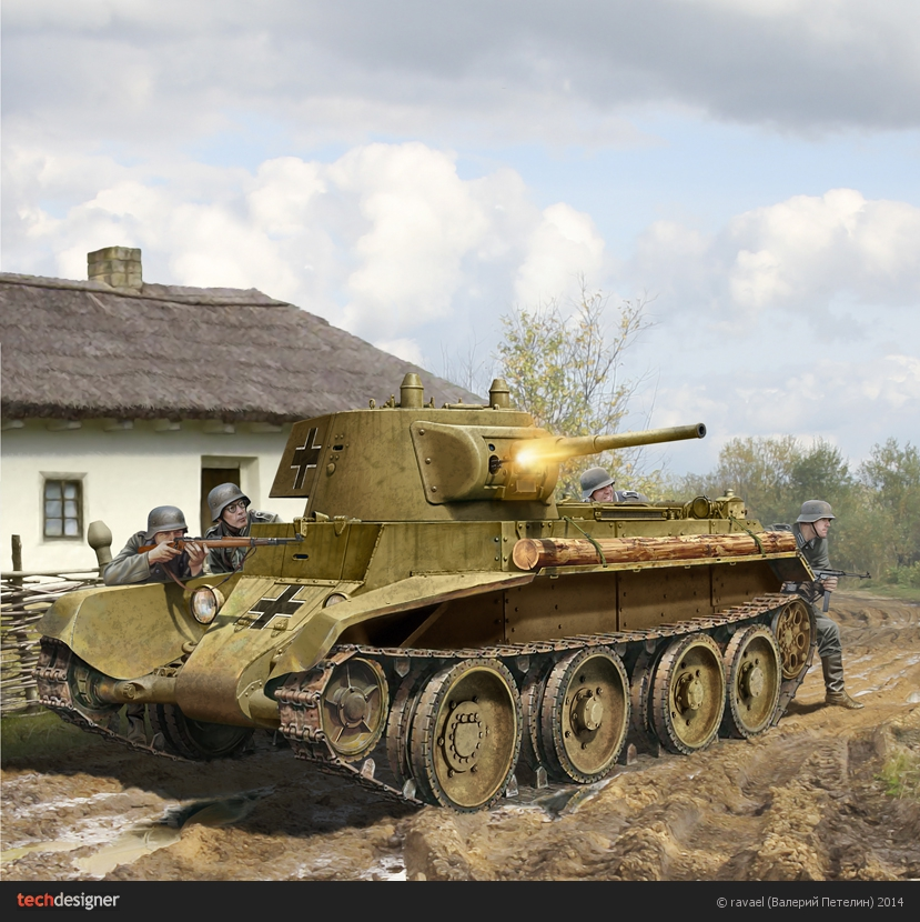 German BT-7m
