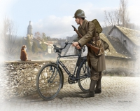 WW 2 French soldier