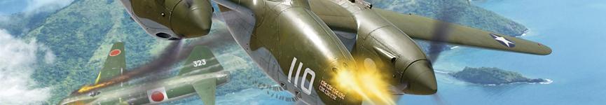P-38 Lightning (Operation Vengeance )