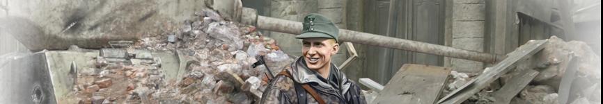 WWII German Volkssturm Tank Hunter
