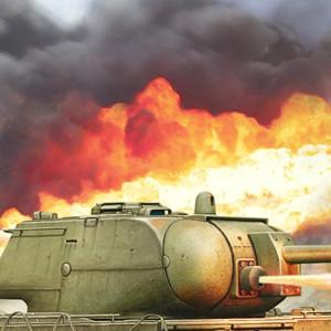 Огнеметные танки ( КВ-8с )