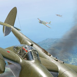 P-38 Lightning (Operation Vengeance )