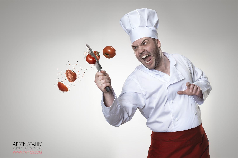 По помидорам