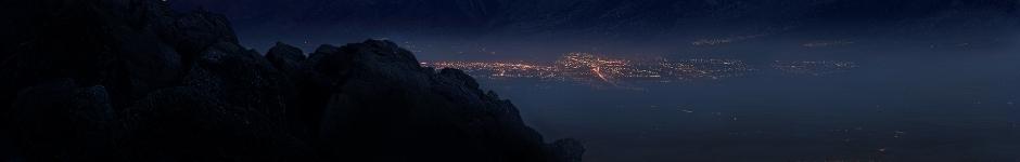 Ночная долина