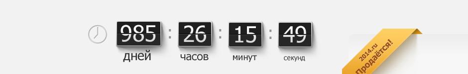 Промо-сайт 2014.ру