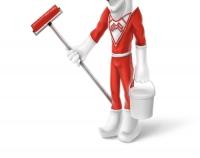 Персонаж для ремонтной фирмы