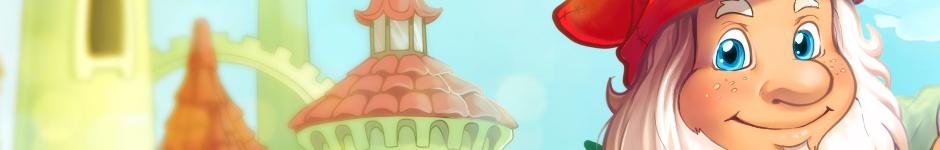 Иллюстрация для дизайна сайта браузерной игры