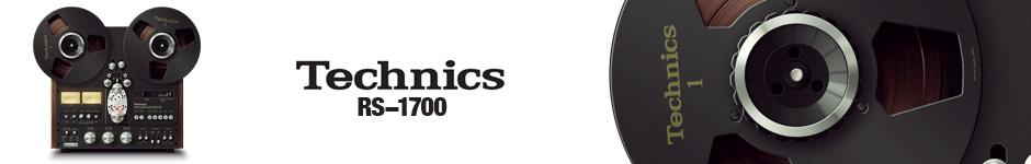 Отрисовка Technics RS-1700