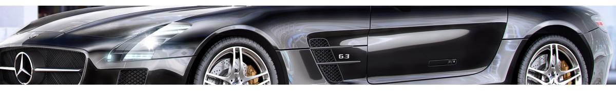 Mercedes-Benz SLS 2009