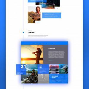 Сайт для рыболовов