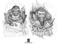 FIERO-ANIMALS SHIRT