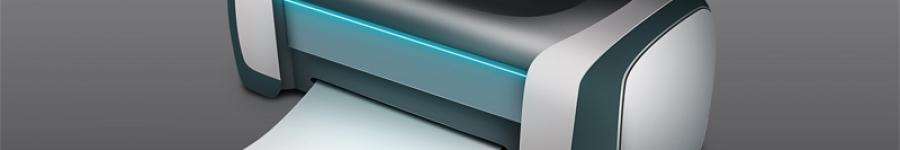 Neon printer