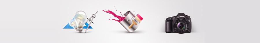 «Иконки» для сайта (Полиграфия)