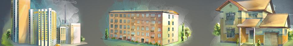 Иконки на сайт по продаже недвижимости