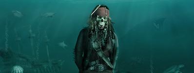 Jack Sparrow Tomb