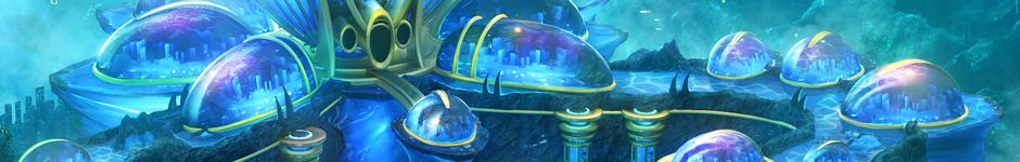 Подводный город Москов