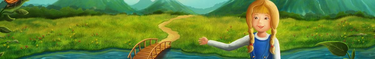 Христианский детский курс «Иди за мной»