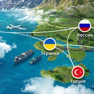 Карта доставки олимп транс