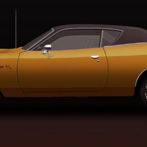 Dodge Challenger Super Bee