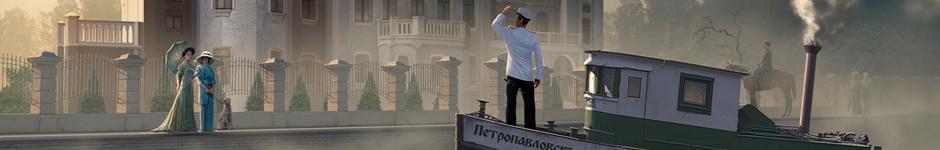 Сайт-заглушка гостиничного комплекса «Замок Понизовкина»