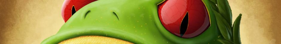 жаба-салат