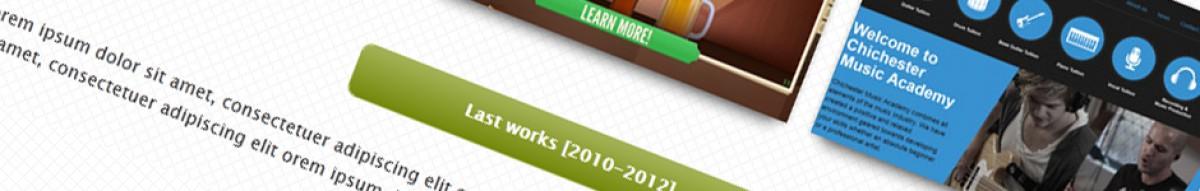 Создание страницы-визитки: от дизайна до функционала. Часть II