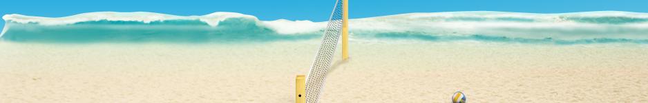 Иллюстрация для волейбольного сайта
