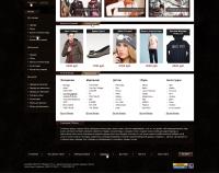 Интернет магазин по продаже одежды и аксессуаров