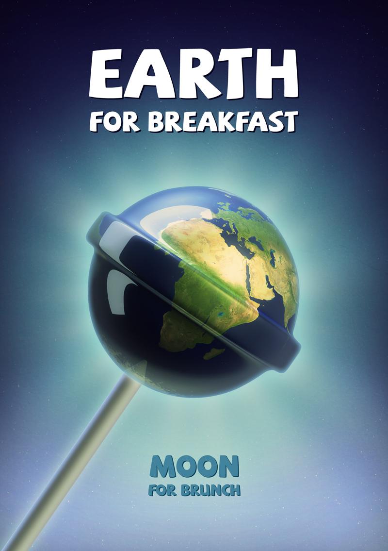 Земля на завтрак
