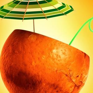Апельсиновый Марс