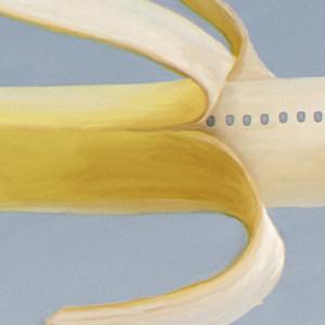Банан-самолёт