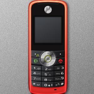 Отрисовка телефона Motorola w230