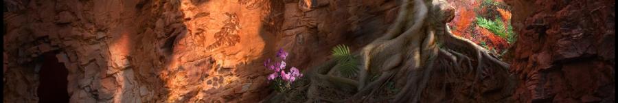 Древняя пещера