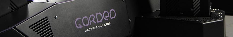 Дизайн сайта для симуляторов Gordeo