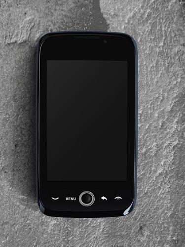 Отрисовка телефона huawei 8230U